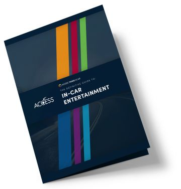 Free PDF: The Definitive Guide to In-Car Entertainment