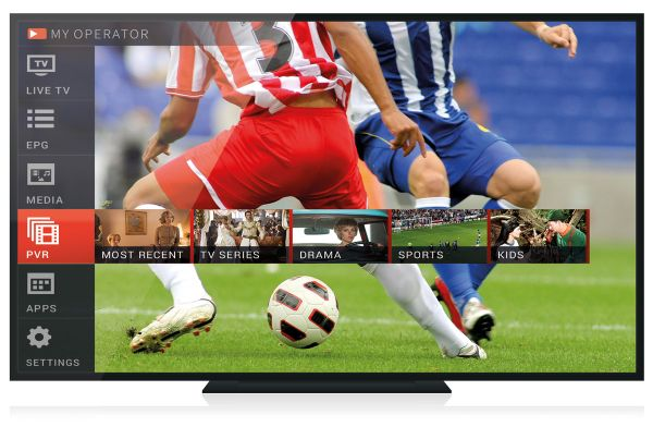 NetFront Browser NX DTV Profile for Connected TVs